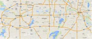 Arlington Services Map